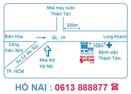 Nha khoa Sài Gòn B.H - Hố Nai