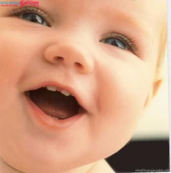 Vấn đề thay răng ở bé yêu