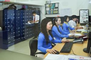 Nhân viên tại Nha Khoa Sài Gòn B.H