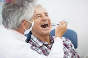 Mất răng ở người cao tuổi