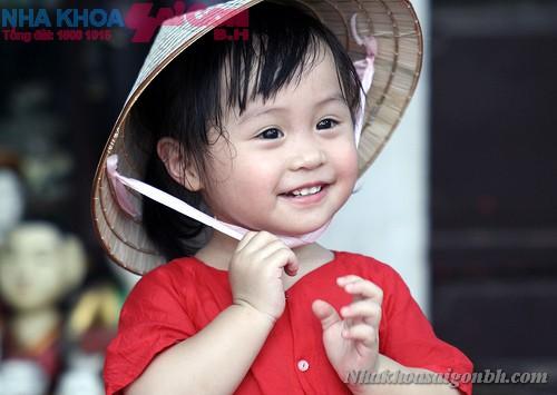 Nha khoa nhi bảo vệ răng trẻ em