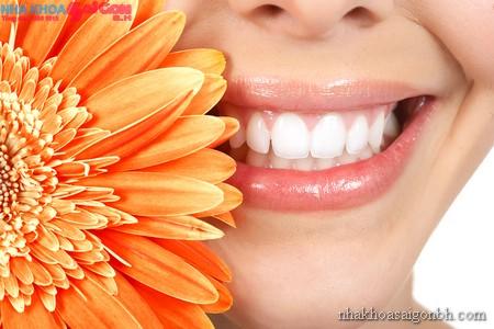 Tẩy trắng răng có ảnh hưởng đến men răng không?
