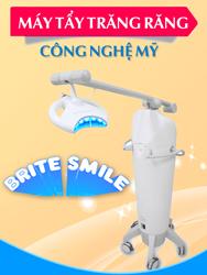 Tẩy trắng răng hiệu quả với công nghệ ánh sáng xanh