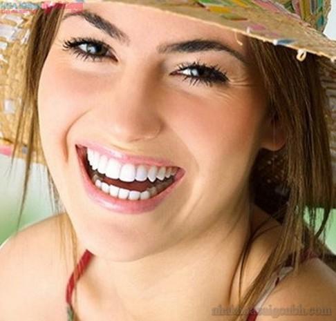Tẩy trắng răng có làm tổn hại đến răng?