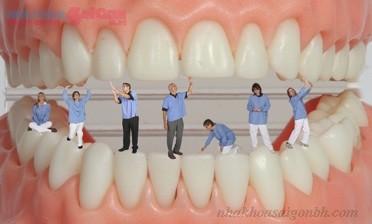 Tại sao nhiều người thích bọc răng sứ?