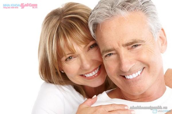 trồng răng sứ khi bị mất răng