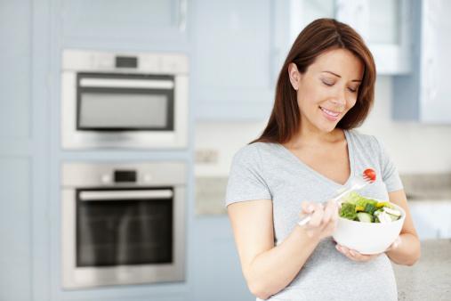 các thực phẩm tốt cho bà bầu