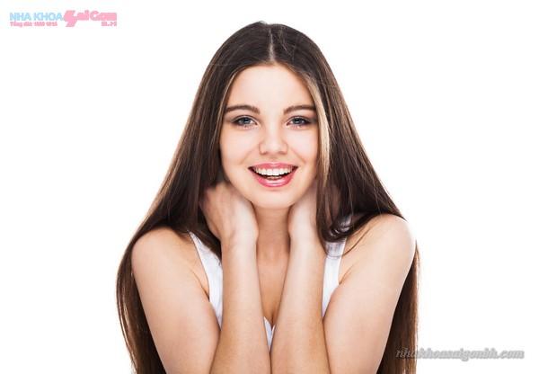 Hiệu quả tối ưu mà tẩy trắng răng mang lại