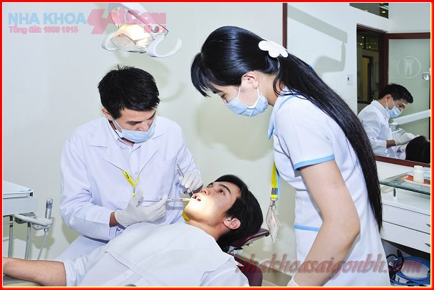 điều trị nhổ răng