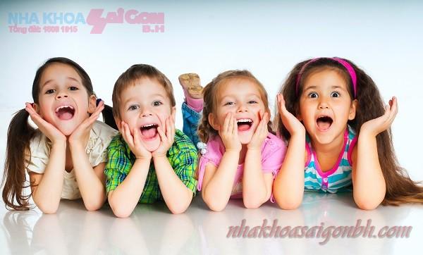 Cam kết nhổ răng sữa cho trẻ nhẹ nhàng không đau