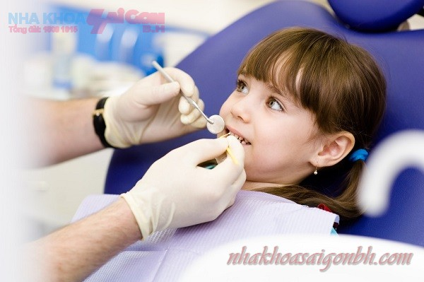 Nên nhổ răng sữa cho trẻ em ở đâu?