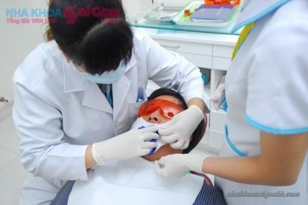trường hợp tẩy trắng răng không hiệu quả