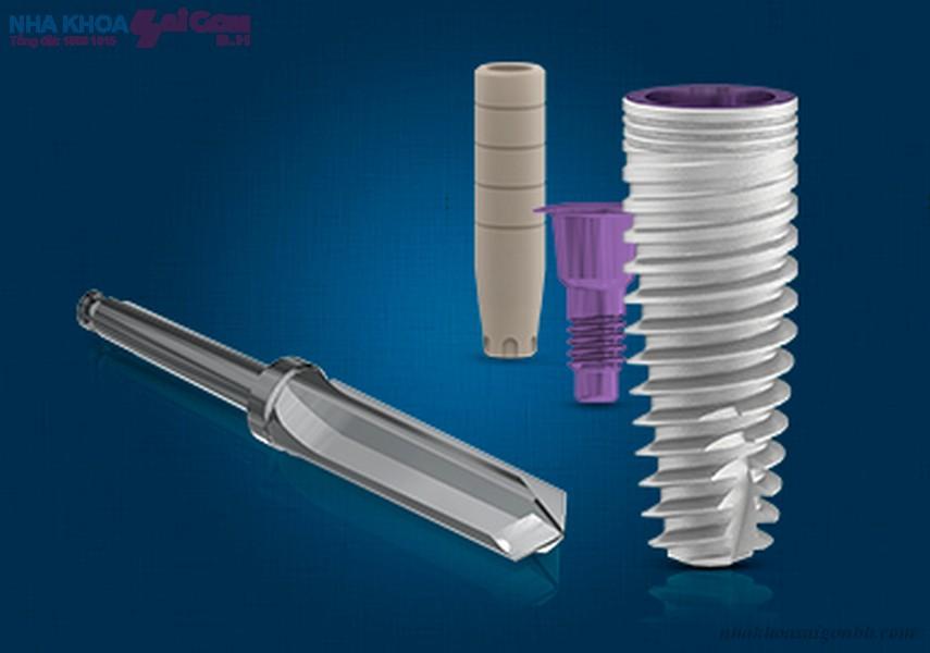 Các loại implant thường dùng tại nha khoa