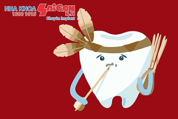 4 Tác hại của việc sử dụng tăm xỉa răng