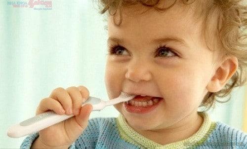 Làm sao để phòng ngừa sâu răng do bú bình