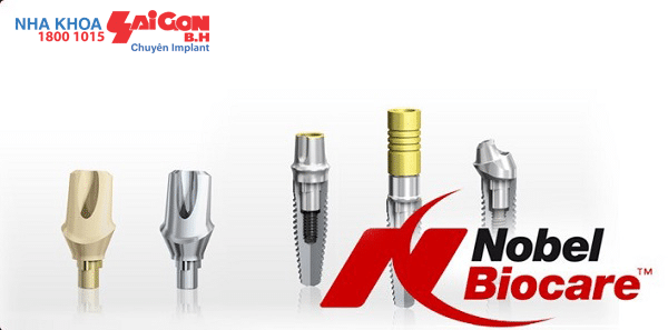Nobel Biocare Implant
