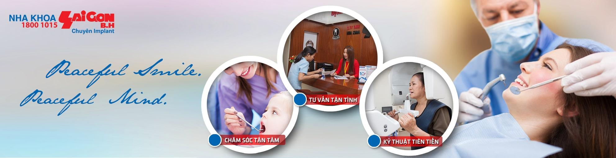 Phòng khám nha khoa uy tín tại Biên Hòa