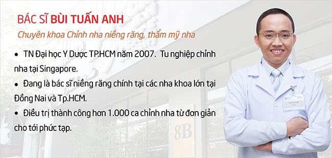 Bác sĩ Bùi Tuấn Anh
