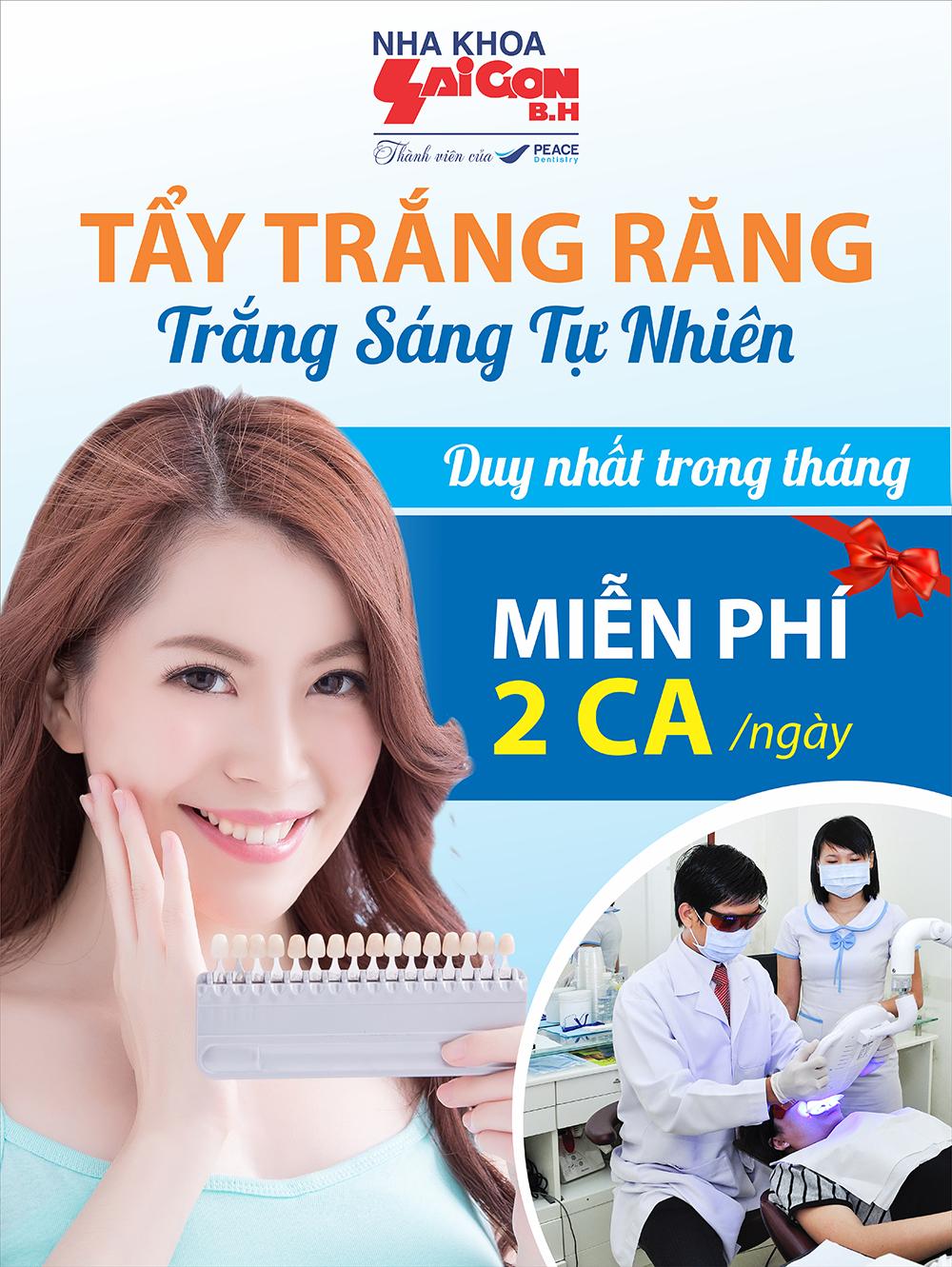 Nha khoa Sài Gòn B.H