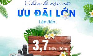 Chào hè rộn rã – Chăm sóc răng miệng tại Nha Khoa Sài Gòn B.H nhận NHIỀU ƯU ĐÃI (Tin đã hết hạn khuyến mãi)