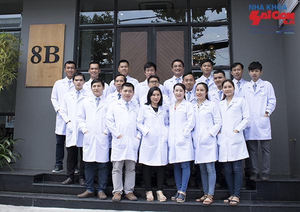 Phòng khám nha khoa Sài Gòn B.H uy tín cần những giá trị gì?