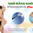 Nhổ răng sữa cho trẻ em nhẹ nhàng và không đau