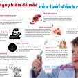 9 bệnh nguy hiểm nếu lười đánh răng
