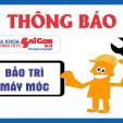 Nha Khoa Sài Gòn B.H thông báo tạm ngưng để nâng cấp sửa chữa