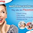 Nhổ răng không đau bằng máy phẫu thuật siêu âm Piezotome